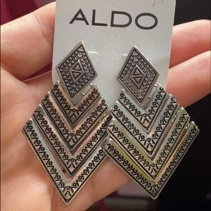 ALDO earrings boho style worn 1 time